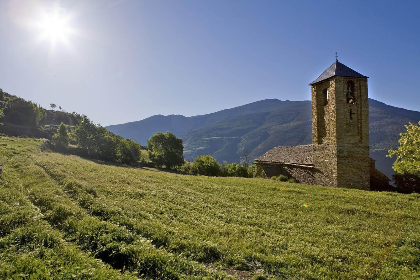 Turisme rural a l'Alt Pirineu